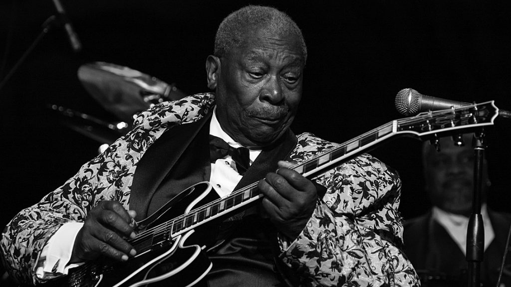 BB King 2008 - Milwaukee, WI