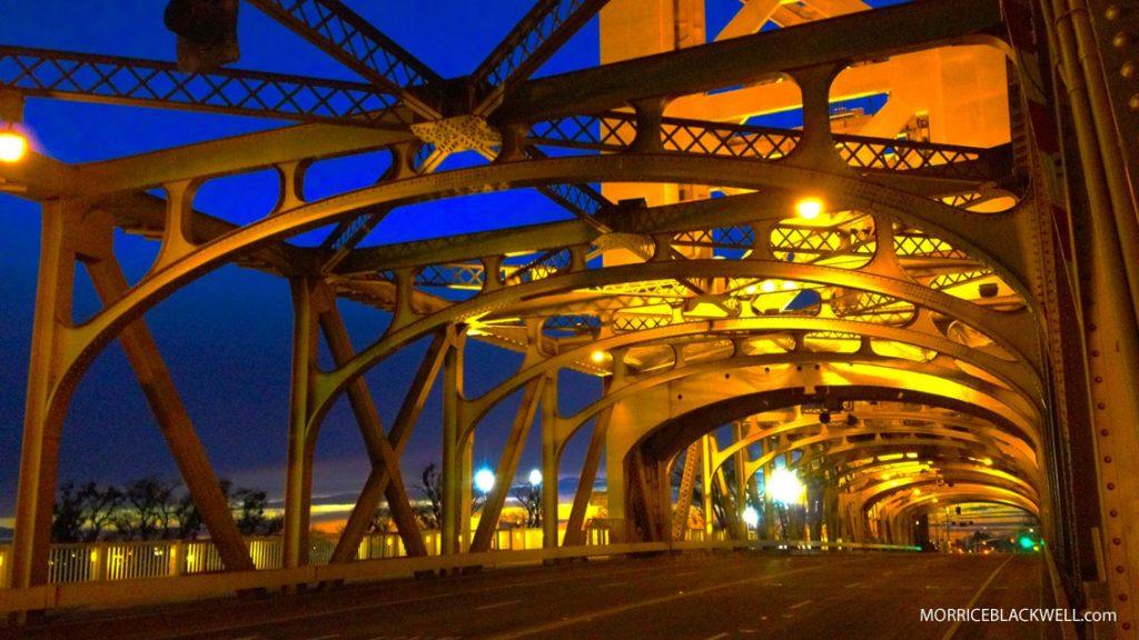 Tower Bridge - Sacramento, CA