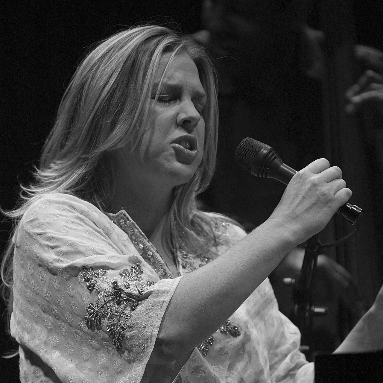 Diana Krall - 2007 Alverno College - Milwaukee, Wisconsin