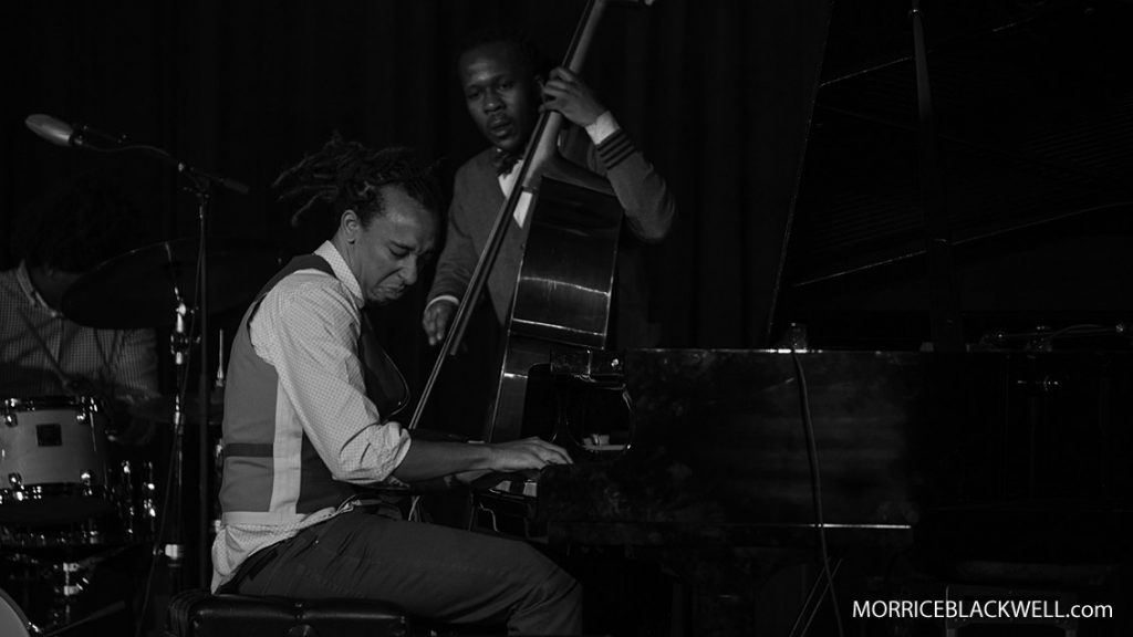 Gerald Clayton Trio - 2013 - Milwaukee, Wisconsin