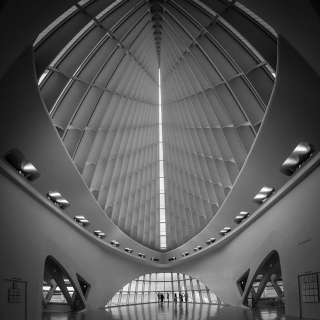Milwaukee Art Museum - Milwaukee, Wisconsin