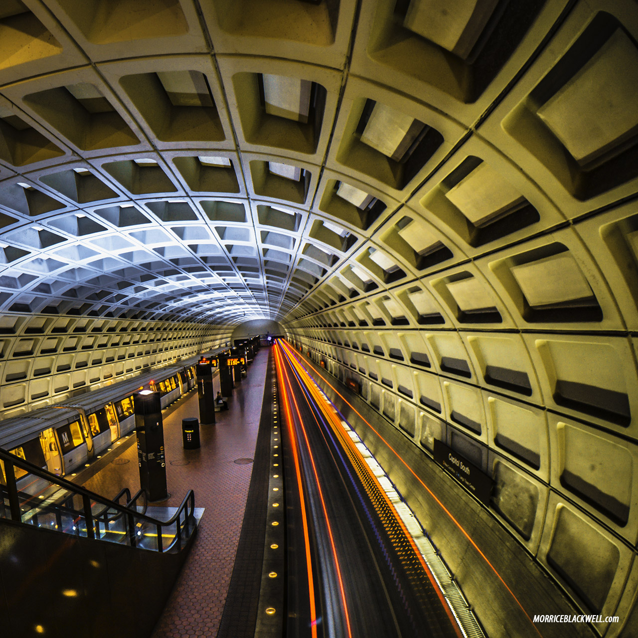 South Capitol Subway Station - 2017 - Washington DC